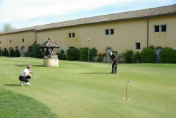 A.F.G.R. - Putting green du Gouvereur